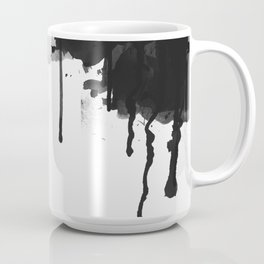 Spilled Ink Coffee Mug
