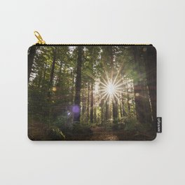 Forest Flare Carry-All Pouch
