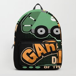 Funny Garbage Collection Garbage Truck Garbage Backpack