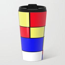 Abstract #412 Travel Mug
