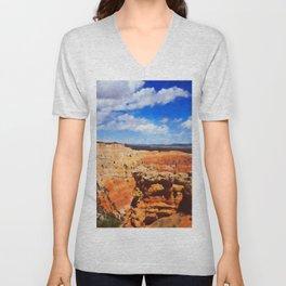 Arizona Landscape Unisex V-Neck