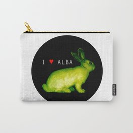 I LOVE ALBA Carry-All Pouch