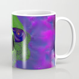 Endless Possibilites Space Rock Logo Coffee Mug