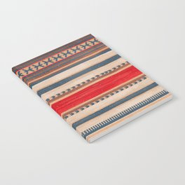 Bohemian Traditional Moroccan Style Artwork Notebook