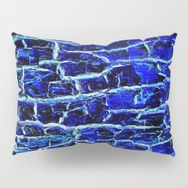 Sapphire Bark Pillow Sham