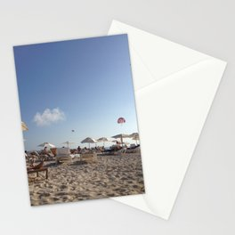 perfect beach Stationery Cards