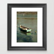 eeyore Framed Art Print
