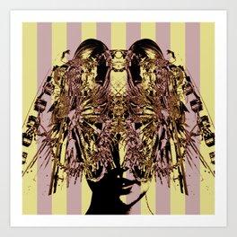Liliætte Art Print