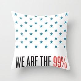 The Star Don't Lie Throw Pillow