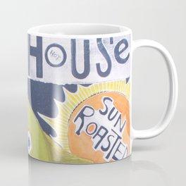 Beach House Coffee Coffee Mug