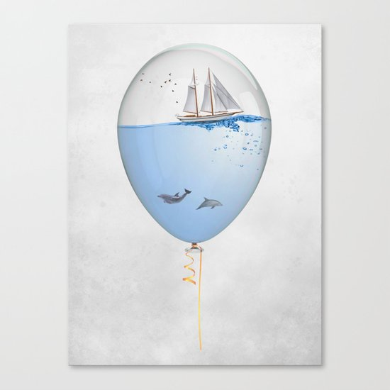 SEALOON Canvas Print