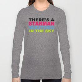 STARMAN 001 Long Sleeve T-shirt