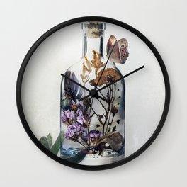 Sage and Bone Wall Clock