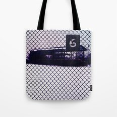 Six  Tote Bag