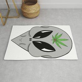 Third Eye Alien Rug