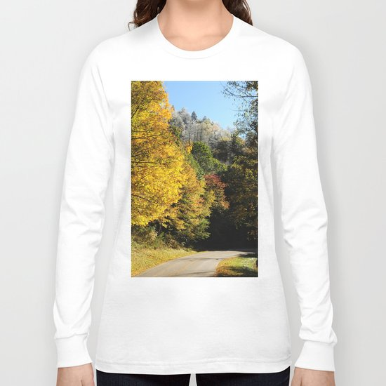 Down this road Long Sleeve T-shirt