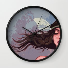 Liea (graphic edition)  Wall Clock