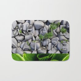We Are Nature Bath Mat