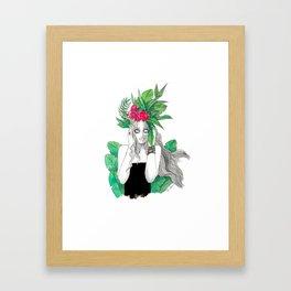 Crown of Wild Framed Art Print