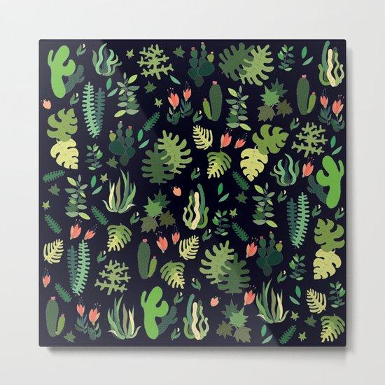 green garden! fresh Metal Print