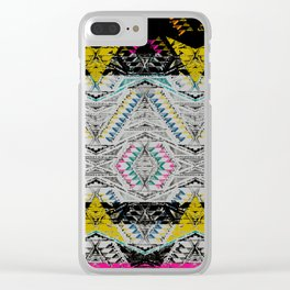 CITY NATIVE Clear iPhone Case