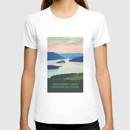 Shuswap Lake Provincial Park T-shirt