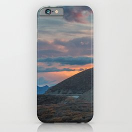 Polychrome Pass Denali National Park Mt McKinley Mt Denali iPhone Case