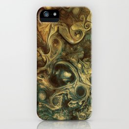 Jupiter's Clouds 2 iPhone Case