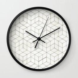 Cubix Wall Clock