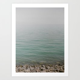 Shores of the Sea of Galilee / Holy Land Fine Art Photography Art Print