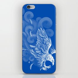 Windy Wings iPhone Skin