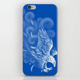 Windy Wings iPhone Skin