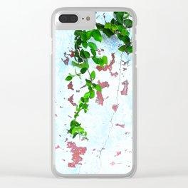 De Vine Clear iPhone Case