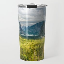 Yosemite Valley Travel Mug