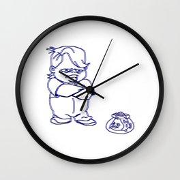 Louie Anderson Wall Clock