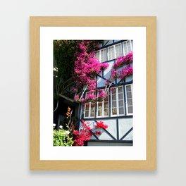 San Francisco House Framed Art Print