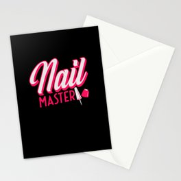 Nail Master - Nail Design Stationery Cards