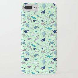 Sea Animals iPhone Case