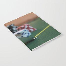 Blackjack Notebook