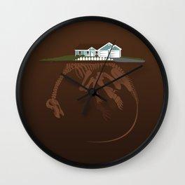 picket. Wall Clock