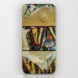 Buttefly Fun iPhone Skin