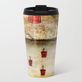 Gibraltar Fire Buckets Travel Mug