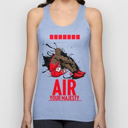Your Majesty Air  Unisex Tank Top