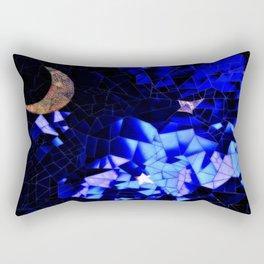 Cosmic Love Vibes Rectangular Pillow