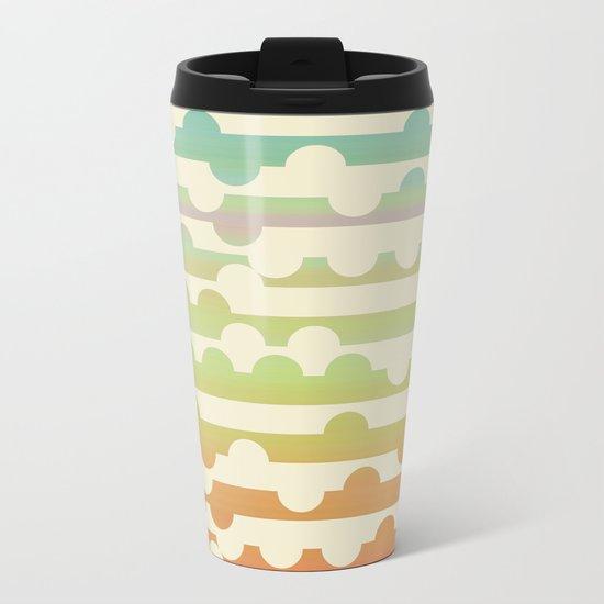 Retrometry VII Metal Travel Mug