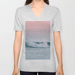 Pale ocean Unisex V-Neck