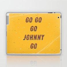Go go - go Johnny go – A Hell Songbook Edition Laptop & iPad Skin