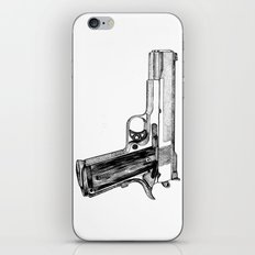 GUN iPhone & iPod Skin