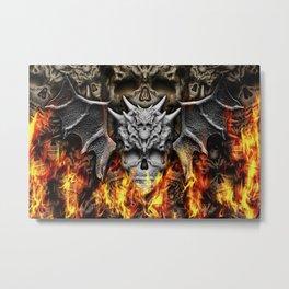 Hellwings Metal Print