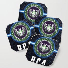DPA est. 2001 Coaster